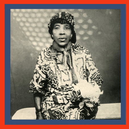 LIBERIA: The Liberian Landmark Joy - Congress-Woman Malinda Jackson Parker