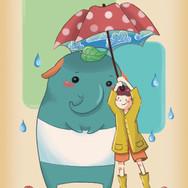 無論如何 我也可以為你撐傘