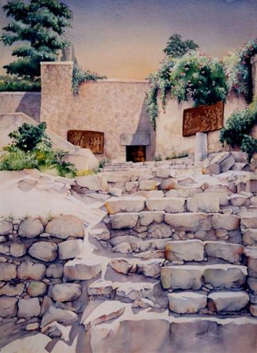 Last Steps of Christ