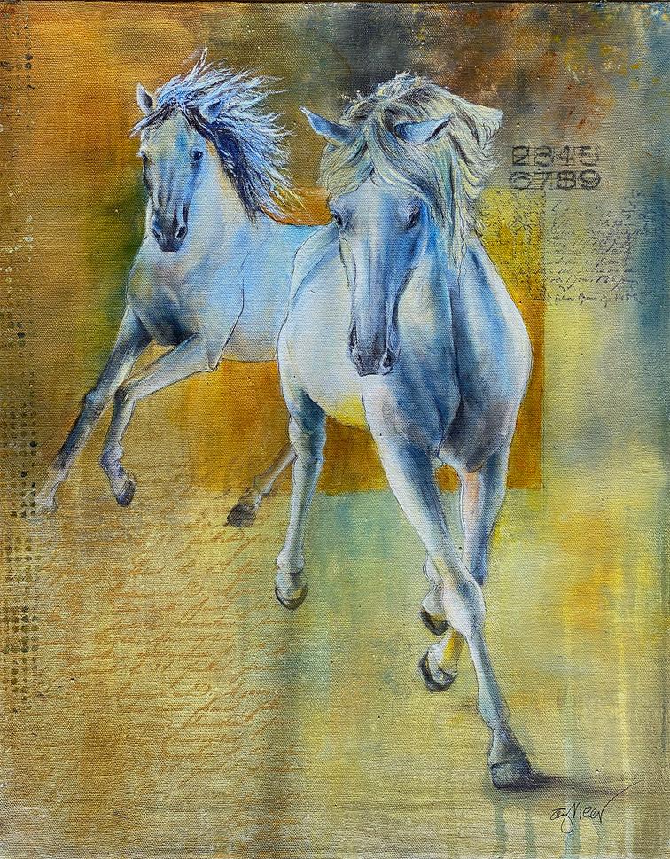 Quarantine Horses
