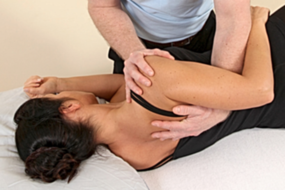 a physiotherapy treatment