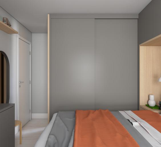 Apartamento GA - MaxHaus Interlagos