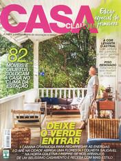 Projeto do nosso studio - Restaurante Japonês - em destaque nesta edição da revista Casa Claudia.