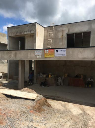 Durante a Construção
