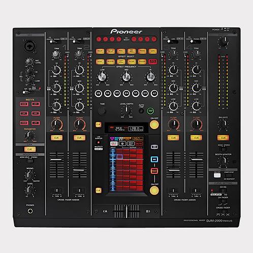 Pioneer DJM 2000 NSX