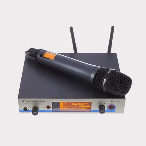 Sennheiser ew500 G3 Wireless Mic System