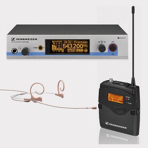 Sennheiser ew500 G3 Wireless Headset System