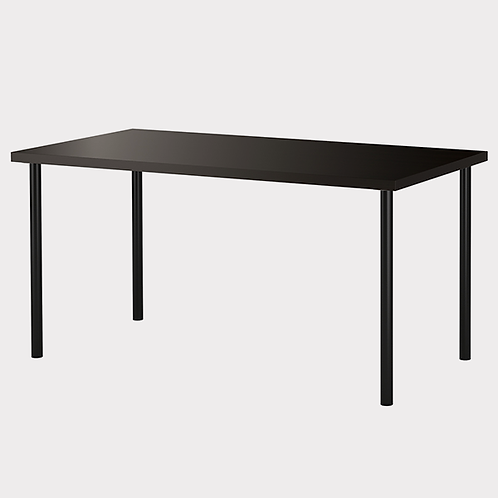 Writing Table - Black
