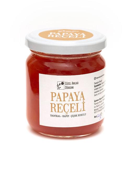 Misket Limonlu Papaya Reçeli