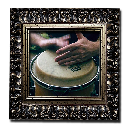 Kenny Harris drum