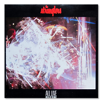 The Stranglers - All Live and All of the