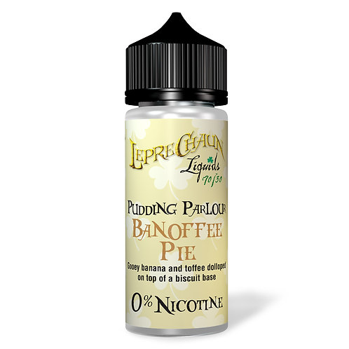 Banoffee Pie (120ml)