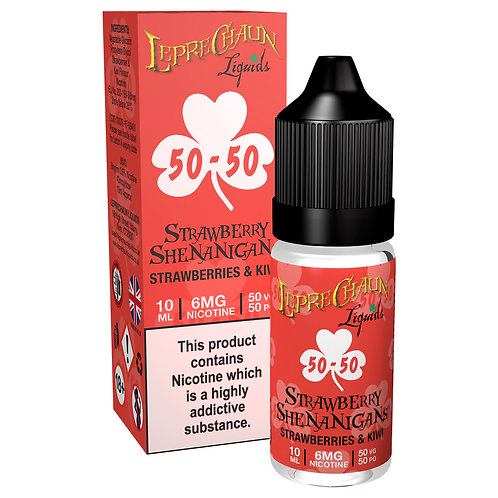 Strawberry Shenanigans (Box of 10)