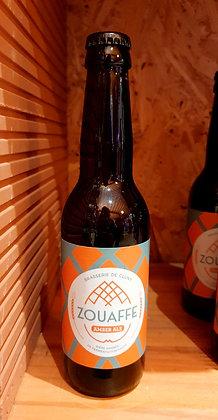 Bière ZOUAFFE 33 cl Amber Ale