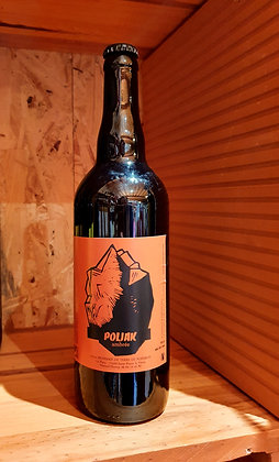 Bière POLIAK Ambrée 75cl