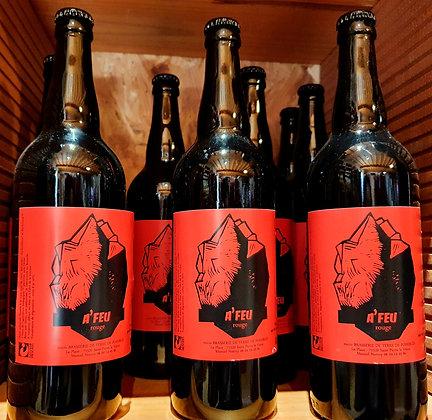 Bière Rousse A'FEU 75cl