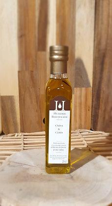 Huile Olive et Cèpes 25 cl