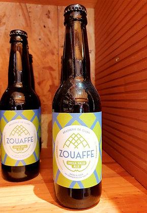 Bière ZOUAFFE 33cl India Pale Ale blonde