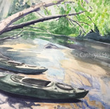 Paddling on Raquette River - $300