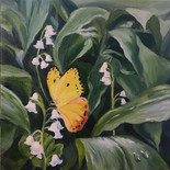 Butterfly Series VII - $250
