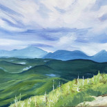 View from Wrights Peak - $350