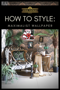 style our maximalist wallpaper