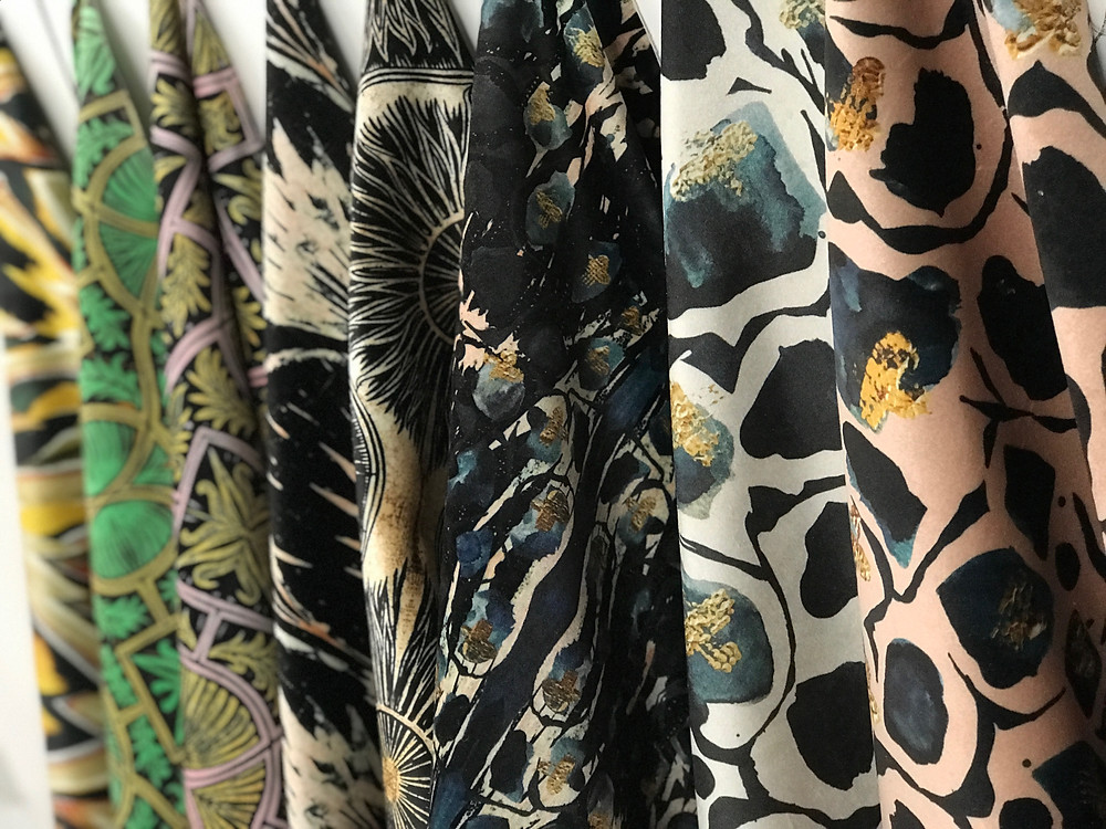 Anna Hayman Fabric Collection