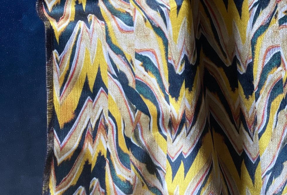 MAKEMBA velvet sample