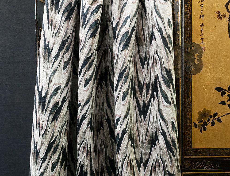 MAKEMBA Mink Velvet Fabric