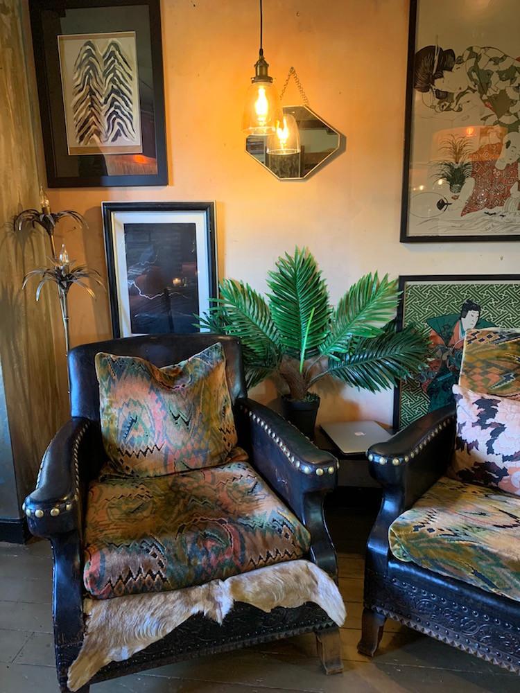 Anna hayman house tour chairs