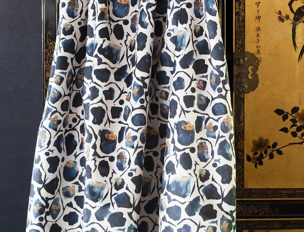 GIRAFFE Mono Velvet Fabric