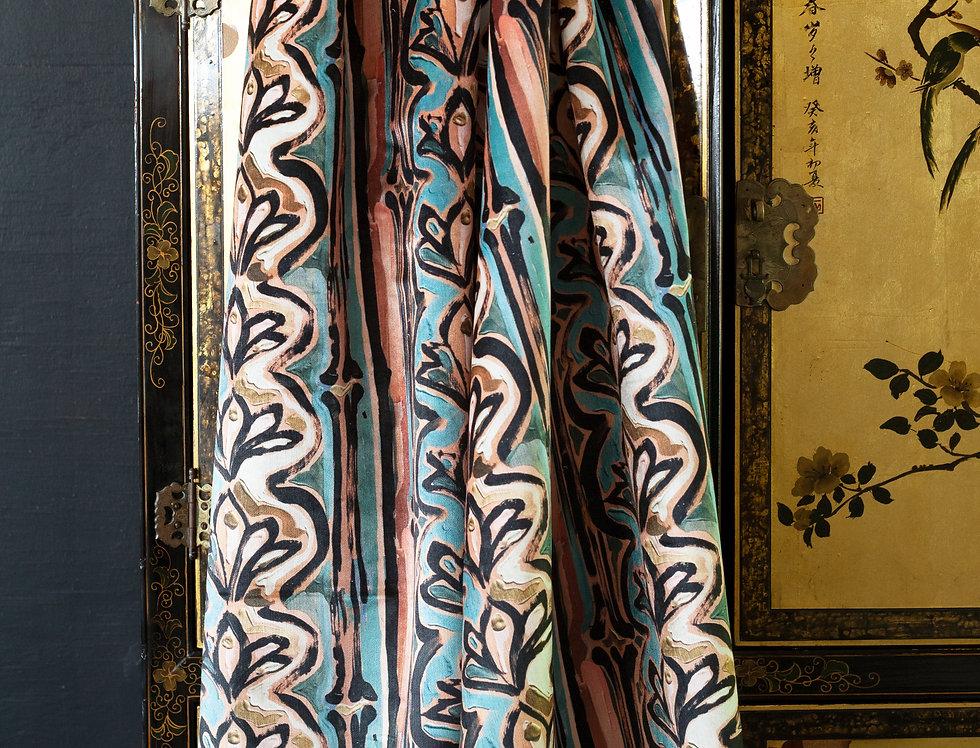 CELESTE Velvet Fabric