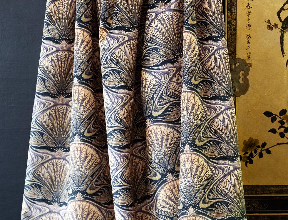 OYSTER Velvet Fabric