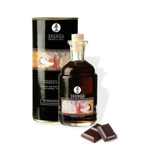 Shunga Aceite Afrodisíaco Chocolate 100 ml