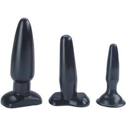 SET DE PLUGS ANAL