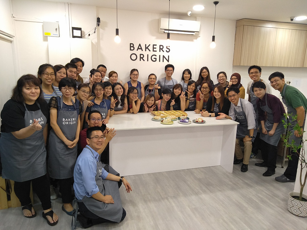 Baking Class, Corporate Teambuilding
