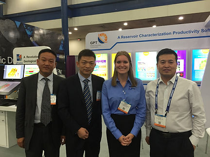 SPE ATCE 2015, GES Software, Geological Evaluation, Geological Modeling Professional