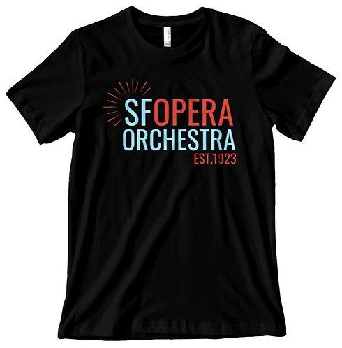 SF Opera Orchestra T-Shirt