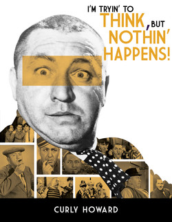 Greats of Comedy - Curly Howard