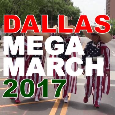 Dallas MegaMarch 2017 - Minidoc