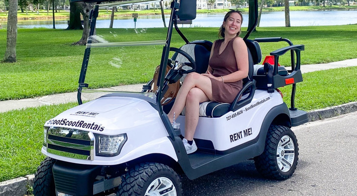 Scoot Scoot Golf Cart Rental