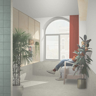 Micro Home For London