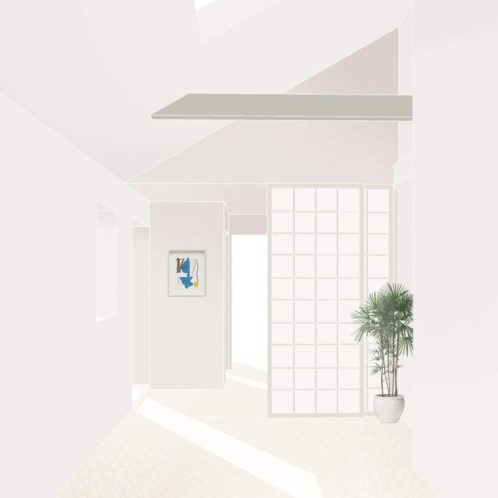 Camden Maisonette Guest Room