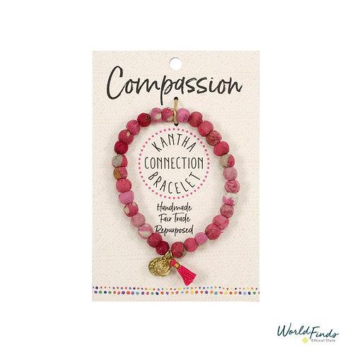 Kantha Bracelet Compassion