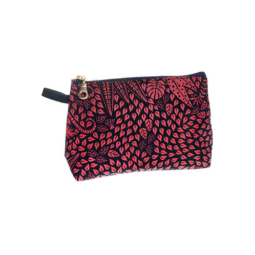 SOT Leaf Small Cosmetic Case