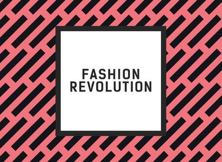 Ecuador Earthquake + Fashion Revolution