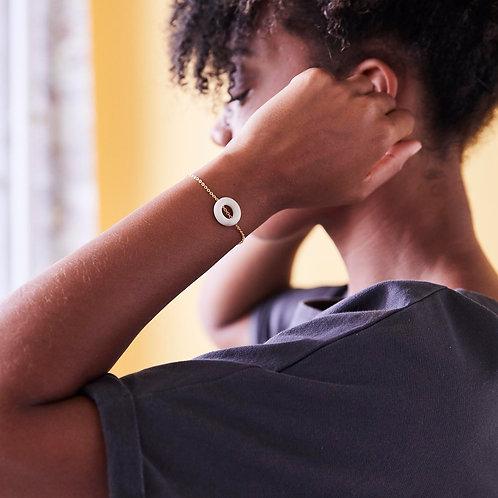 Vilma Circular Bracelet