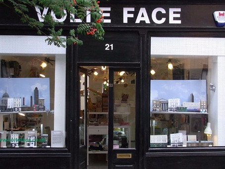 Stockist of the Month | Volte Face