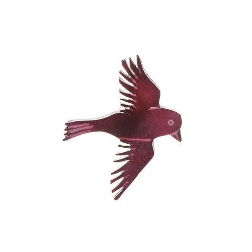 SOT Bird #3 Brooch