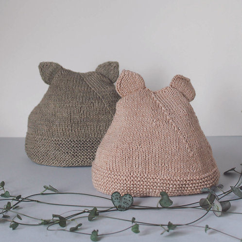 Cosy Cotton Baby Hat